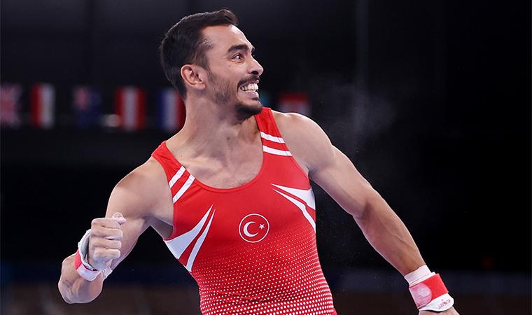 Olimpiyat köyünde 'Türkiye' tezahüratı!