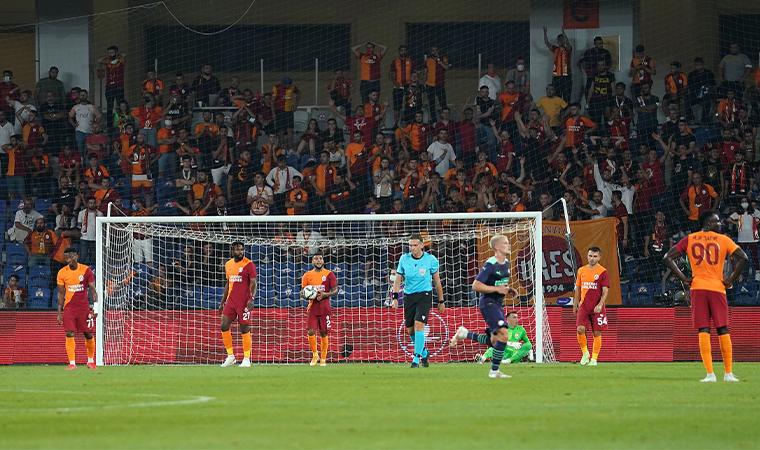 Galatasaray'a rakibinden övgü!