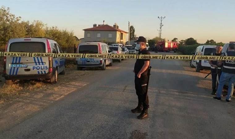Konya'daki katliamla ilgili yeni gelişme