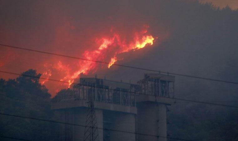 Milas'taki yangında son durum ne?