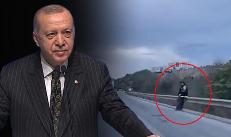 Erdoğan'ın ziyareti öncesi kaydedildi: Nedir bu korku?