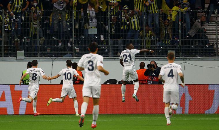 Fenerbahçe maçı Alman basınında!