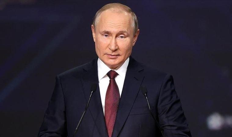 Putin'den Taliban açıklaması