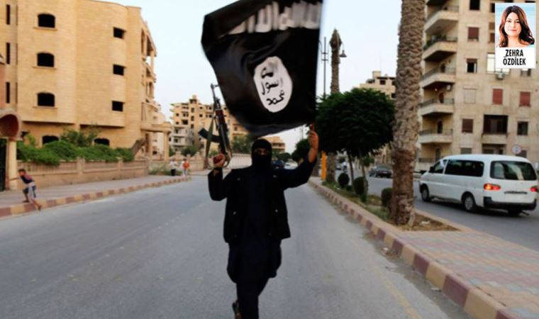 Serbest bırakılan vahşet zanlısı IŞİD'li dükkan açmış