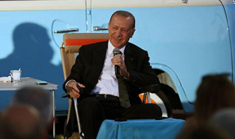 Z kuşağı endişesi Erdoğan'a şarkı söylettirdi
