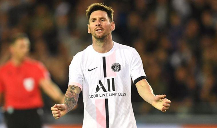 Messi'nin dudak uçuklatan maaşı belli oldu!