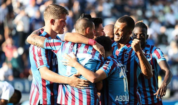 Trabzonspor, yoluna kaybetmeden devam ediyor!