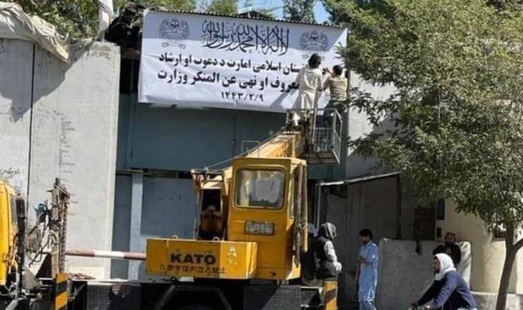 Taliban, Kadın Bakanlığı'nın adını değiştirdi