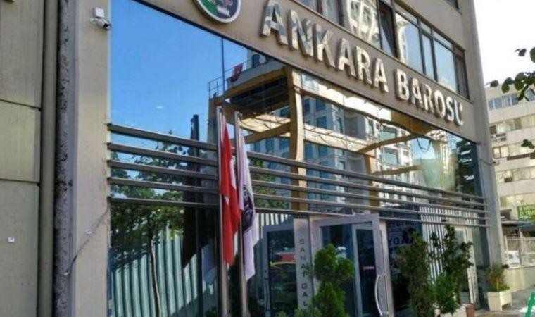 Ankara Barosu Genel Kurulu'nda imza krizi
