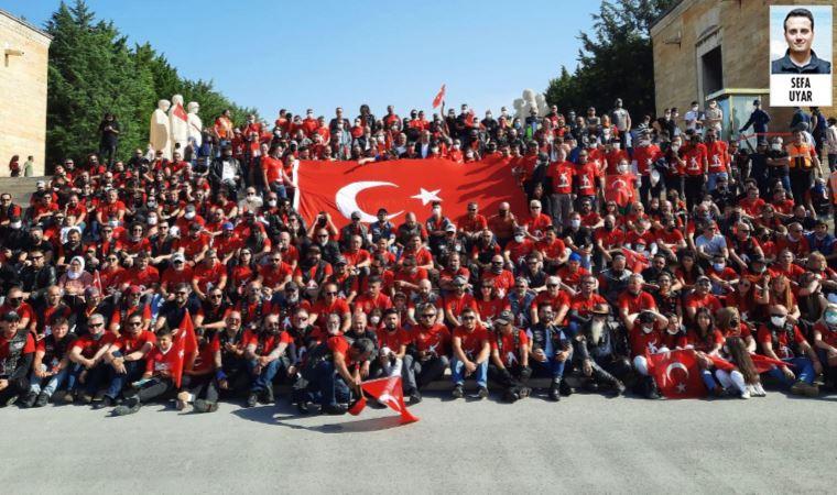 Gaziler, 19 Eylül Gaziler Günü'nde, Ankara'da bir araya geldi