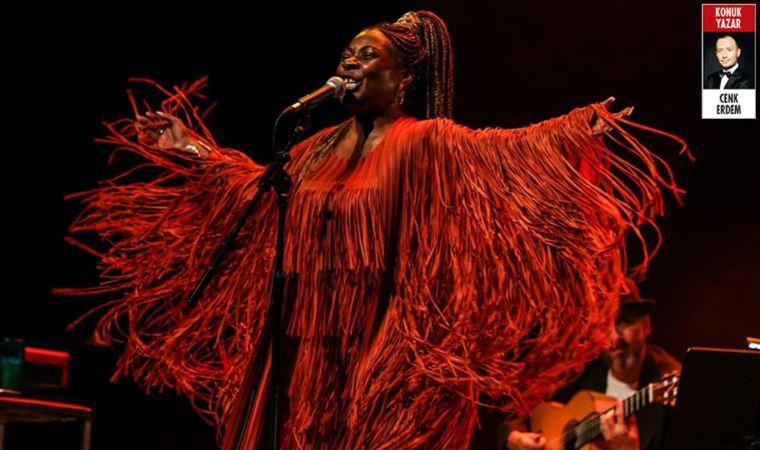 Buika, uzun bir aradan sonra Türkiye'de konser verdi