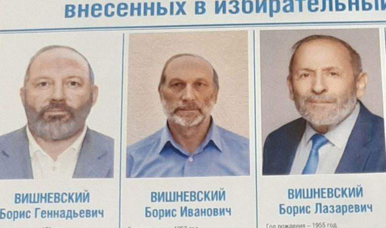 Rusya'daki seçimlerde ilginç detay