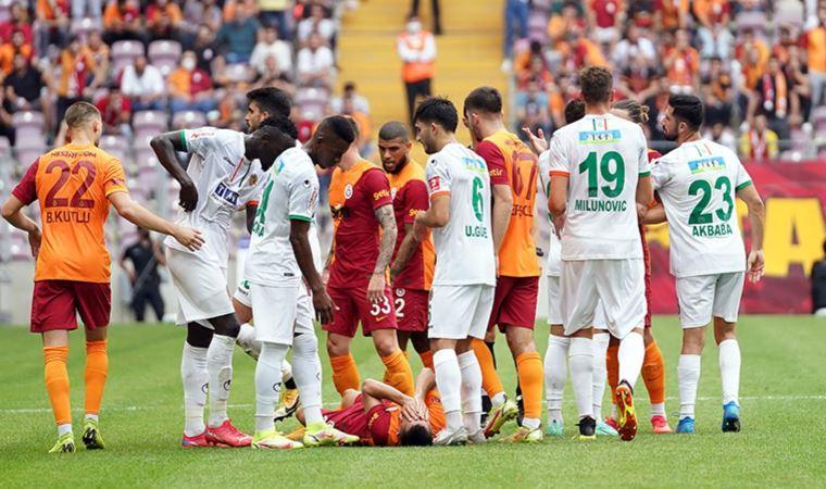 Galatasaray, son dakikalarda kaybetti!