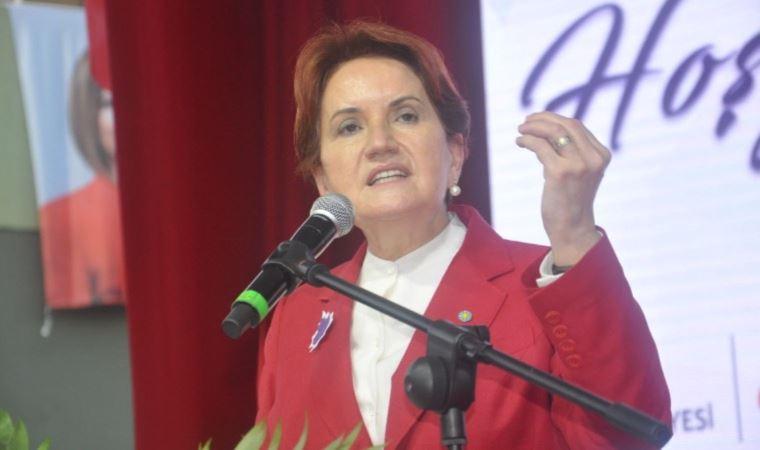 Meral Akşener'den AKP'ye çok sert 'zenginlik' tepkisi