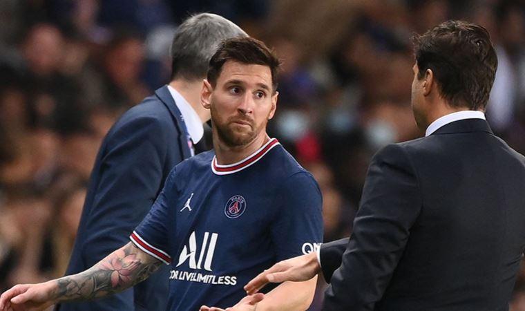 Paris Saint-Germain'de Messi krizi yaşanıyor!