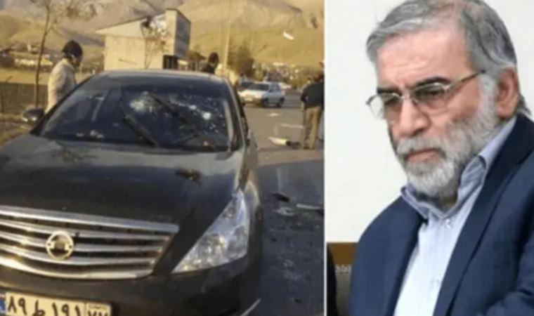 'İranlı nükleer fizikçi yapay zeka temelli tüfekle öldürüldü'