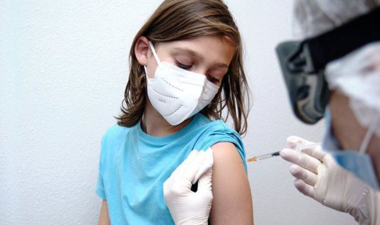 Pfizer/BioNTech'ten 5-11 yaş çocuklara aşı açıklaması