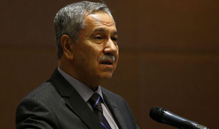Arınç'tan AKP'ye sert sözler