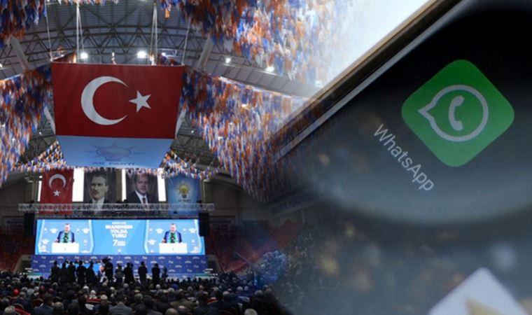 AKP kulislerinde