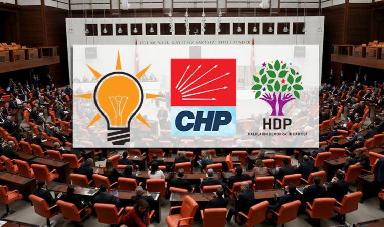 AKP'li isimden CHP ve HDP'ye çağrı