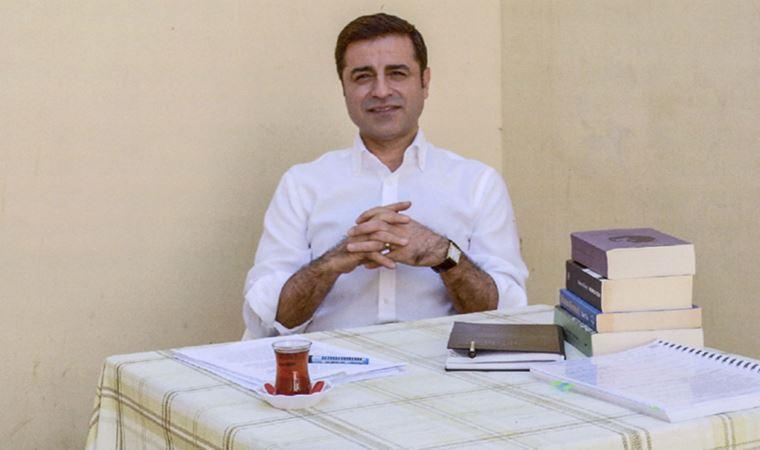 Demirtaş'tan Kürt sorunu açıklaması