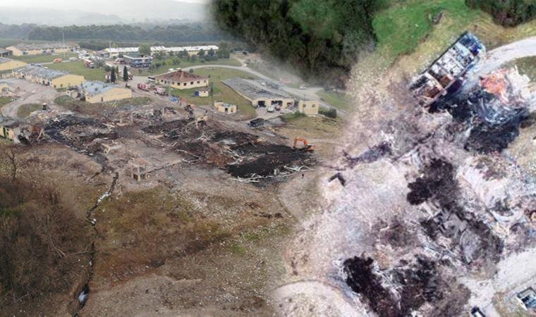 Hendek patlamasında ikinci rapor açıklandı