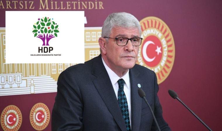 Dervişoğlu'ndan HDP açıklaması: Gayrimeşru ilan ederseniz...