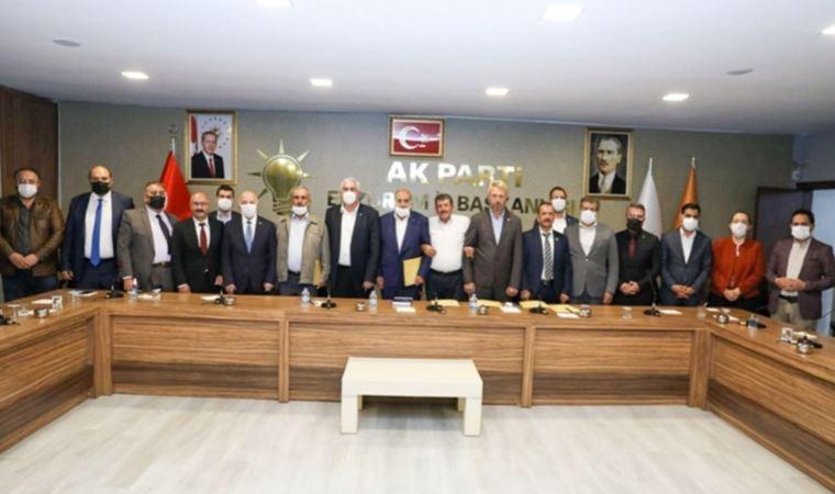 İYİ Parti'den istifa edip AKP'ye geçtiler