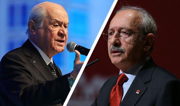 Devlet Bahçeli, Kemal Kılıçdaroğlu'nu hedef aldı