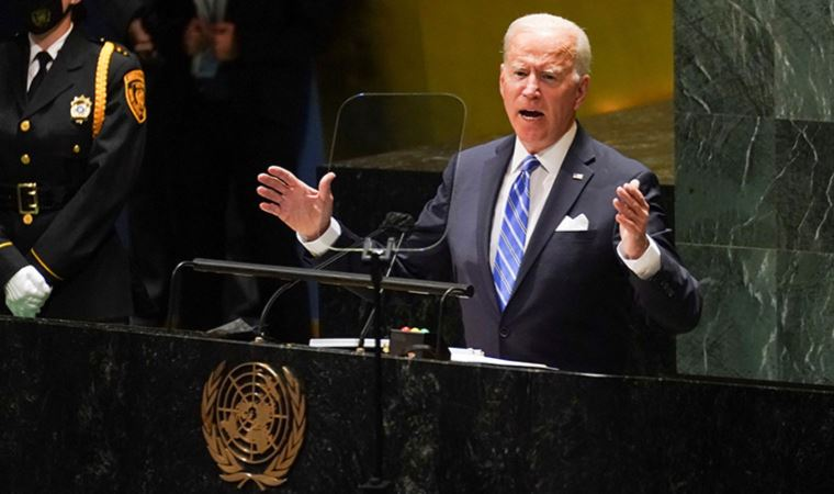 ABD Başkanı Biden: Yeni bir Soğuk Savaş veya dünya peşinde değiliz