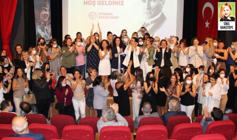 İstanbul Eczacı Odası'nın ilk kadın başkanı seçildi