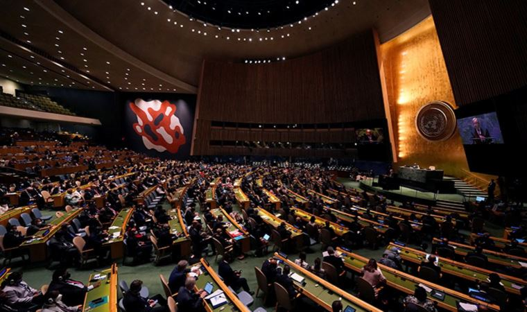 Birleşmiş Milletler'de koronavirüs şoku