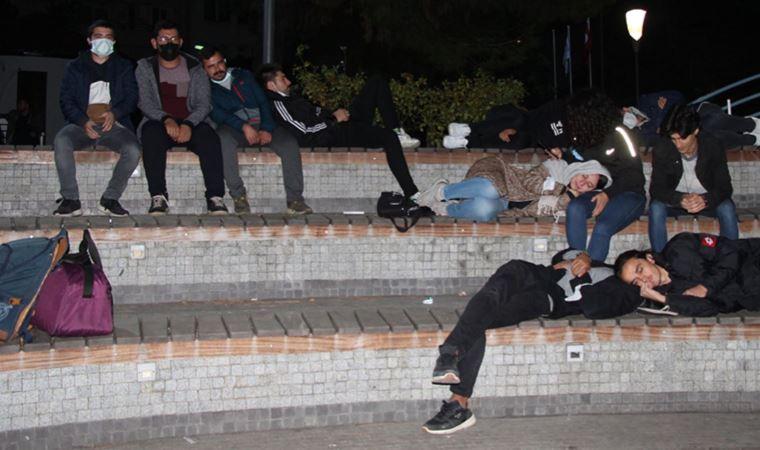 TÜRGEV'e verilen yurt 'Barınamayan' öğrencilere