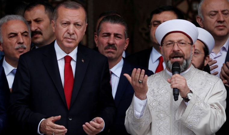 Reuters'tan çarpıcı Ali Erbaş analizi