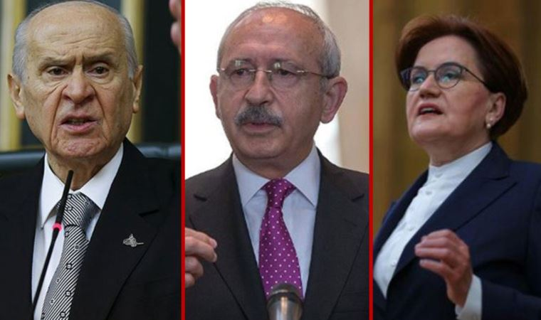 Bahçeli'nin hedefinde CHP ve İYİ Parti var