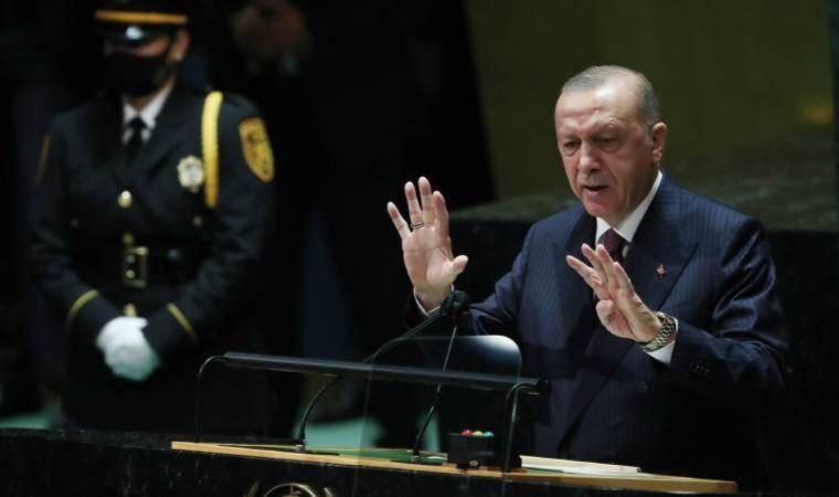 Erdoğan'dan 'Kürt sorunu' açıklaması