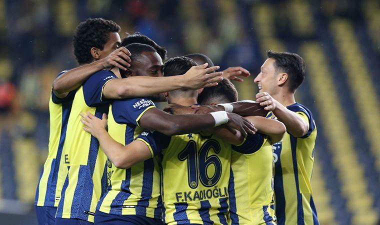 Fenerbahçe, evinde 3 puanı aldı! Fenerbahçe 2 -1 Giresunspor