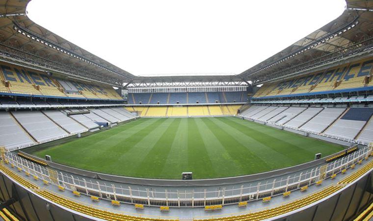 Fenerbahçe - Giresunspor maçında korkutan yangın