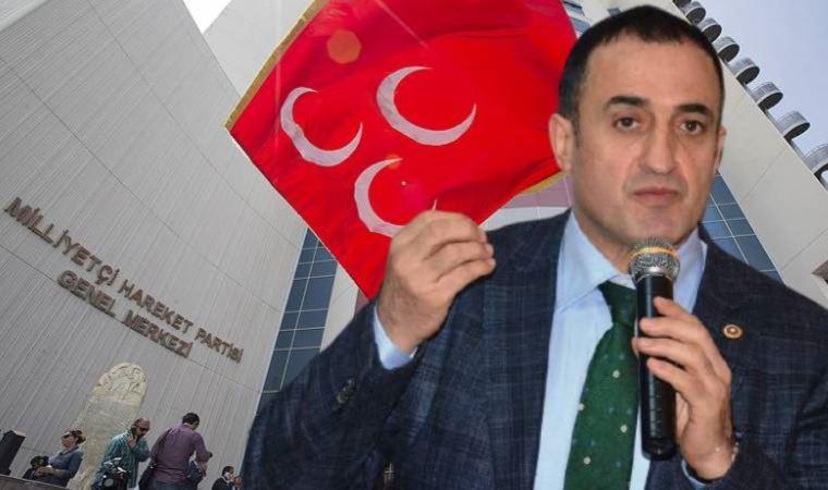 MHP'den ihraç edilen Kaya'dan AKP ve MHP'ye sert sözler