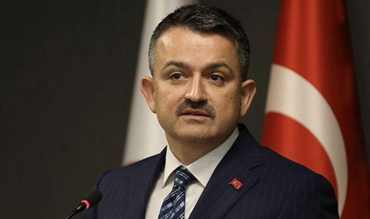 Bakan Pakdemirli'den 'ödeme' açıklaması