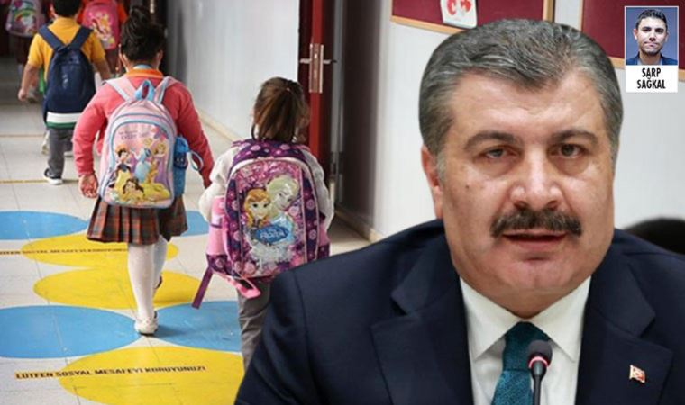TTB'den Fahrettin Koca'ya zor 'yüz yüze eğitim' soruları