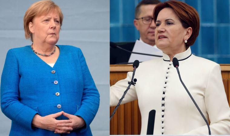 'Akşener, Merkel olmak istiyor'