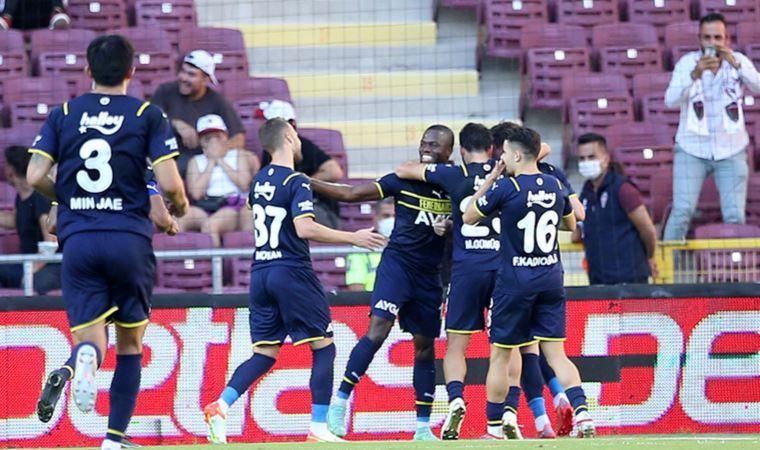 Kritik virajda 3 puan Fenerbahçe'nin!