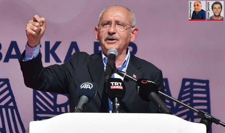 Kılıçdaroğlu, İzmir'de temel atma törenine katıldı