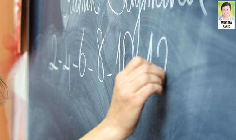 Öğretmen maaş farkı dokuz kata çıkıyor
