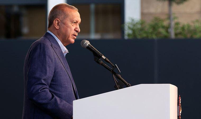 Erdoğan yargıya seslendi