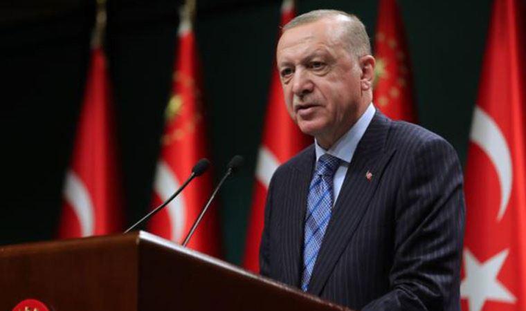 Erdoğan'dan kabine sonrası 'yurt' açıklaması