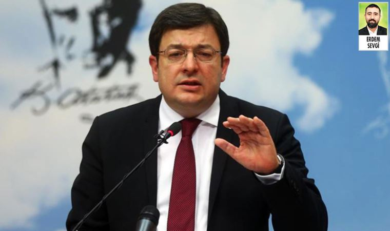 CHP'li Erkek'ten HDP'nin tutum belgesine değerlendirme