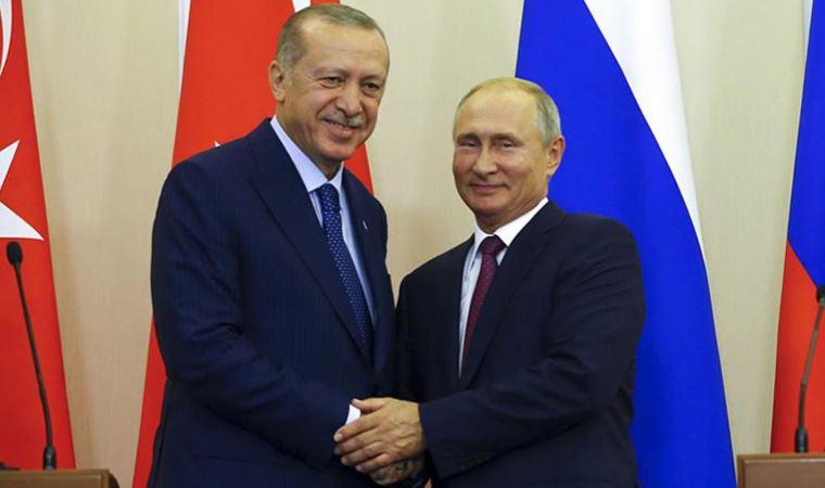 Erdoğan ile Putin, Soçi'de bir araya geliyor