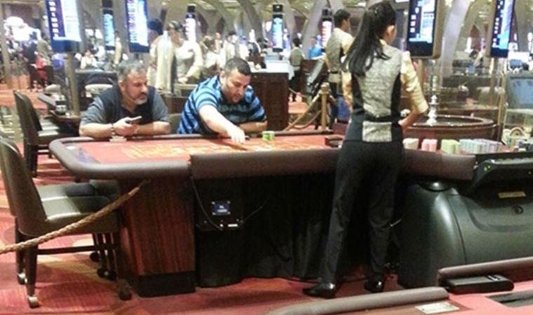 Yıldırım'ın kumar masasındaki ikinci kişi ortaya çıktı